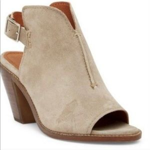 Brand New With Box Frye Courtney Sling Backs Sz 8